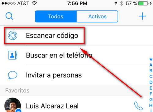 escanear-codigo-facebook-messenger-bot