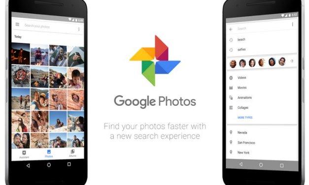 Google Fotos ahora corrige automáticamente el balance de blancos