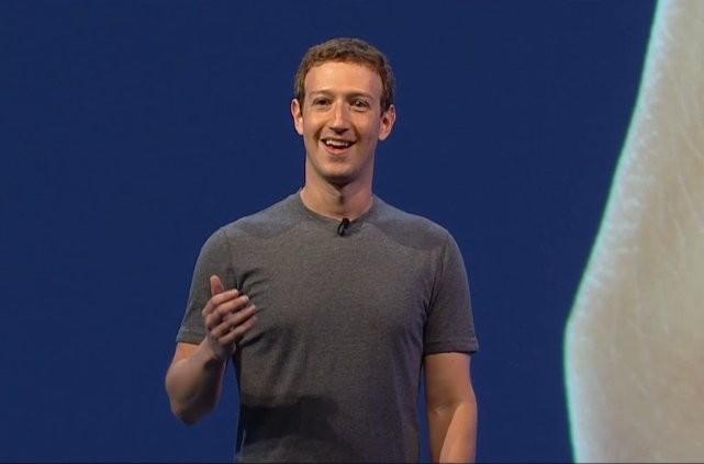 Mark Zuckerberg anuncia el lanzamiento de la Plataforma Messenger (API chatbot) #F8