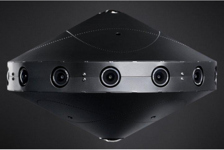 Facebook anuncia Sourround 360, una cámara de 360 grados que será open source #F8