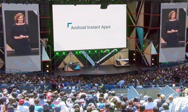 Google comienza a probar las Aplicaciones Instantáneas para Android