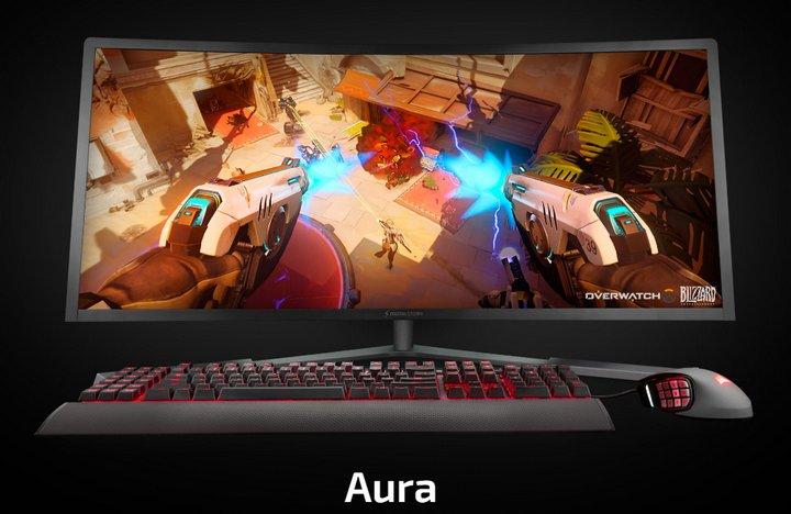 Digital Storm anuncia Aura para gaming, uno de los primeros con CPU Broadwell-E Core i7 Extreme Edition