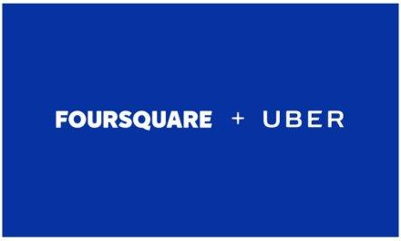 Uber a partir de ahora utilizará data de Foursquare para localizar puntos de interés