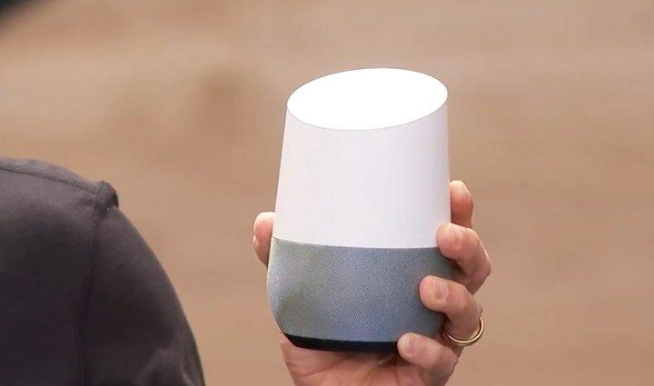 Al igual que con Amazon Echo, con Google Home ahora pueden comprar productos vía Google Assistant