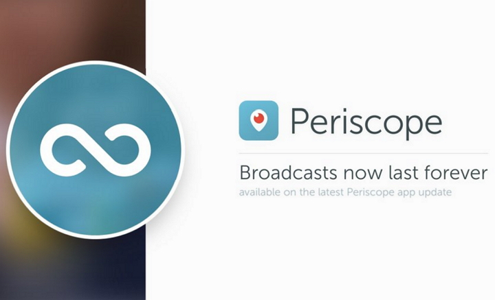 Periscope introduce mapa para descubrir transmisiones alrededor del mundo