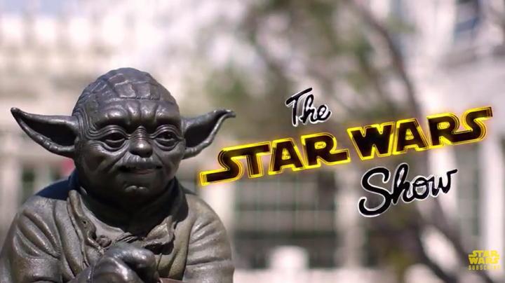Star Wars Show es una nueva serie web producida por Disney y Lucasfilm