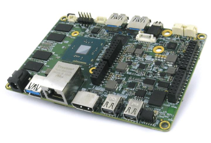 UDOO x86, miniordenador compatible con Windows, Android y Linux a solo 86 dólares