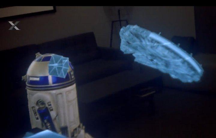 Magic Leap demuestra su trabajo en Realidad Aumentada con nuestros queridos R2D2 y C3PO