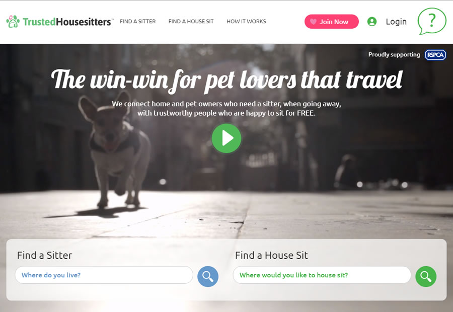 TrustedHousesitters