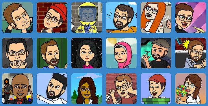 Snapchat ahora te deja enviar tus Bitmoji