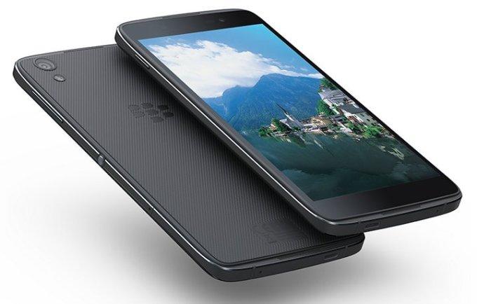 Smartphones - Blackberry DTEK50 Android