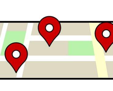 Destinos múltiples Google Maps iOS