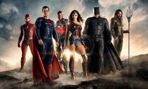 El primer tráiler de Justice League es excepcional