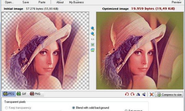Nueva versión de RIOT, excelente software gratuito para optimizar imágenes sin perder calidad