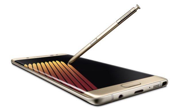 Samsung finalmente explica el problemade los Galaxy Note 7:baterías con defectos