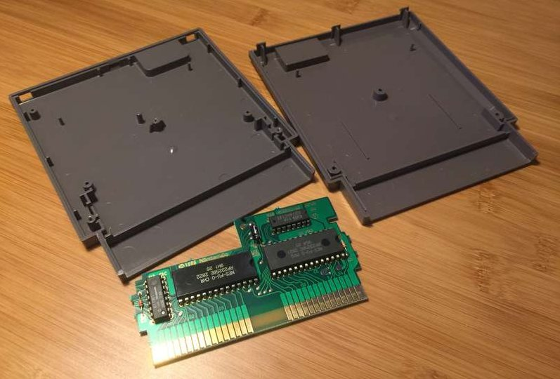 Pi Cart - Raspberry Pi - NES - DIY