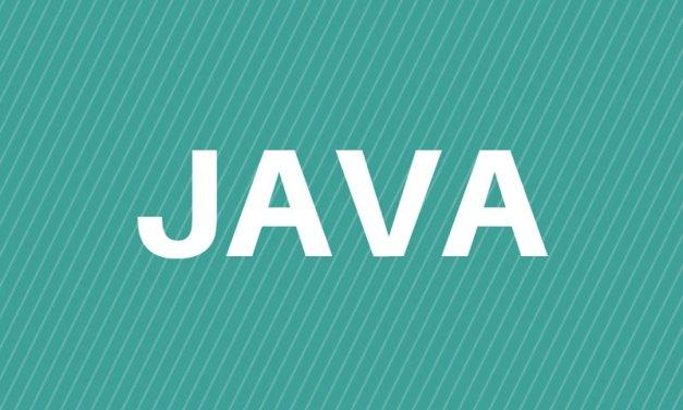 Curso gratis de Programación con Java Estándar para principiantes