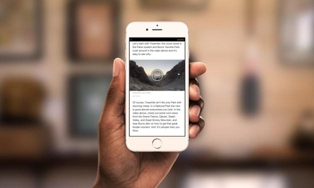 Los artículos instantáneos de Facebook ahora soportan Vídeos y Fotografías de 360 grados