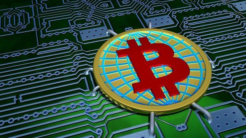 Bitcoin El Futuro del Dinero - Pixabay