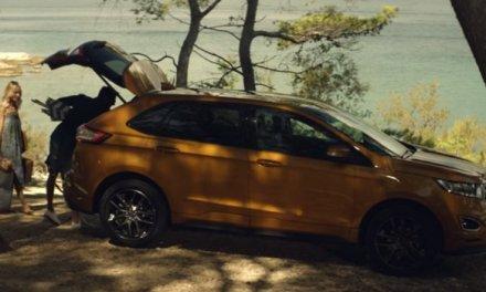 El actor Mads Mikkelsen protagoniza un cortometraje para promocionar el nuevo Ford Edge
