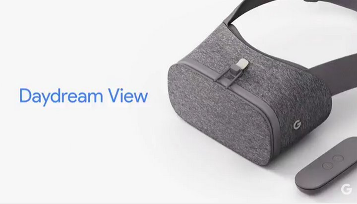 Google anuncia las gafas de realidad virtual Daydream View a solo 79 dólares