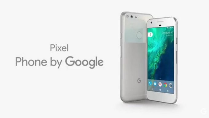 Google Pixel - HTC