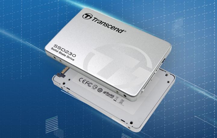 Transcend anuncia un nuevo disco de estado sólido con NAND 3D Flash
