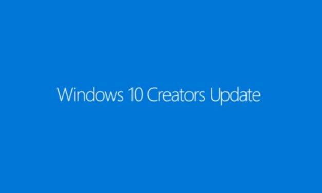 Microsoft ya permite instalar la Actualización Creadores para Windows 10 en forma manual