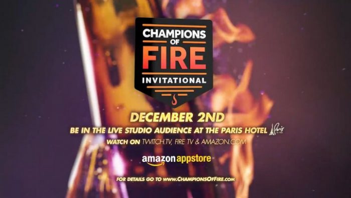 Amazon Champions of Fire Invitational