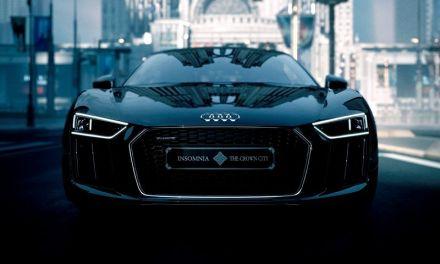 Audi R8 Star of Lucis, edición especial del R8 basada en Final Fantasy XV a casi medio millón de dólares