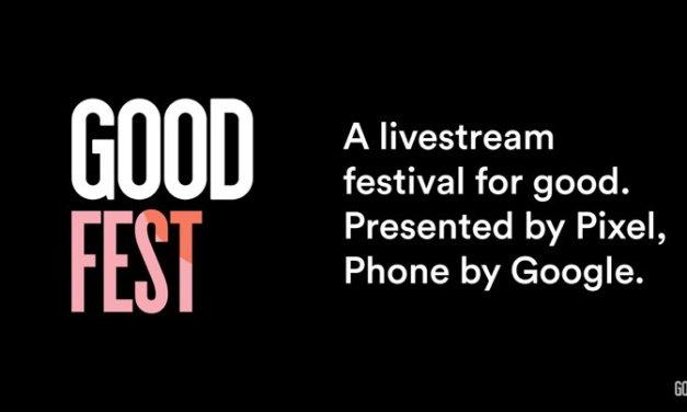 Google llevará a cabo un festival de música que transmitirá en vivo desde cinco ciudades