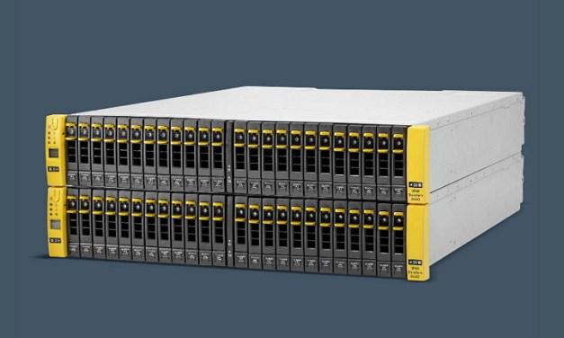 HPE 3PAR Flash Now ofrece una solución económica a la demanda de almacenamiento