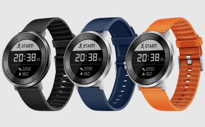 Anuncian Huawei Fit, un dispositivo cuantificador de actividad física con forma de reloj pulsera