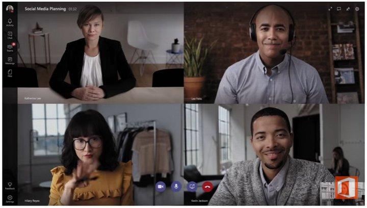 Microsoft Teams, el nuevo Chat de trabajo para Office 365