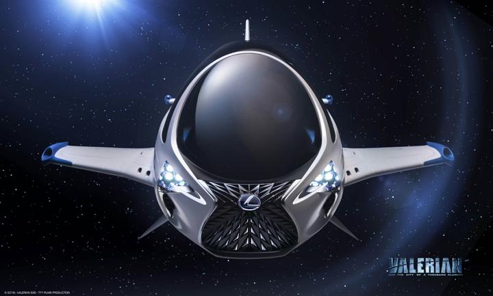 Valerian Skyjet