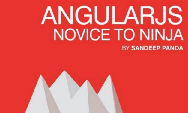 Libro Gratis: AngularJS – Novice to Ninja [Valor u$s30,00]