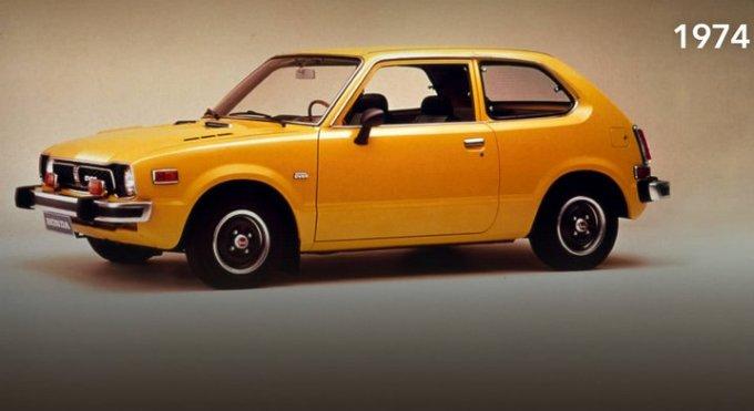 Honda Civic 1974