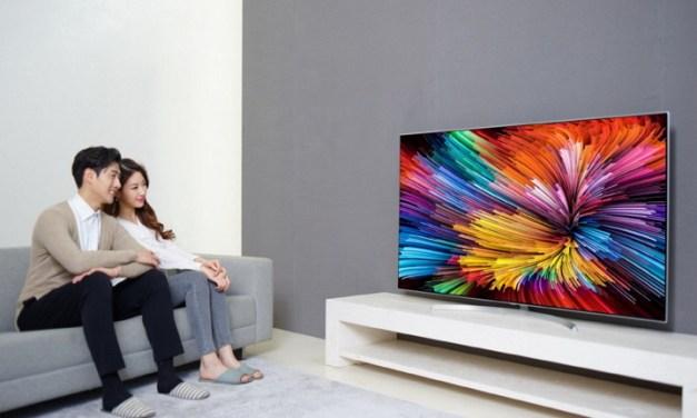 LG anuncia nueva línea de TVs SUPER UHD con tecnología Nano Cell #CES2017