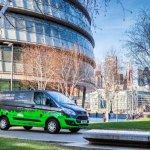Con la ayuda de la Ford Custom Transit Híbrida, Londres busca un aire más limpio para sus habitantes