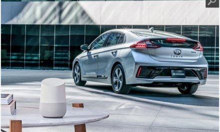 Hyundai demostrará la integración de Google Assistant en uno de sus automóviles #CES2017