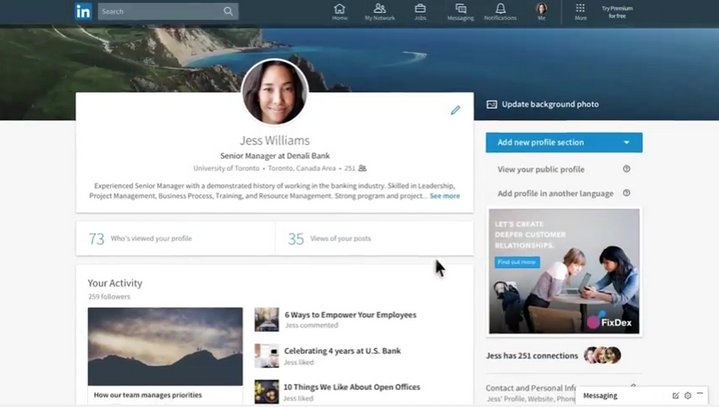 Era hora! LinkedIn lanza el rediseño total de su sitio web, mucho mejor visualmente, más rápido y más intuitivo