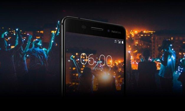 Lanzan smartphone Nokia 6 con Android, el primero con este SO bajo HMD Global