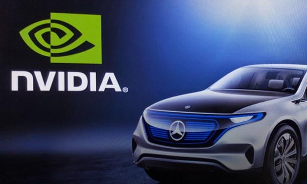 NVIDIA y Mercedes Benz piensan lanzar un vehículo autónomo en un año #CES2017