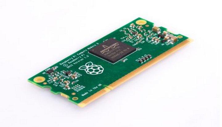Raspberry Pi - Módulo de Computación 3