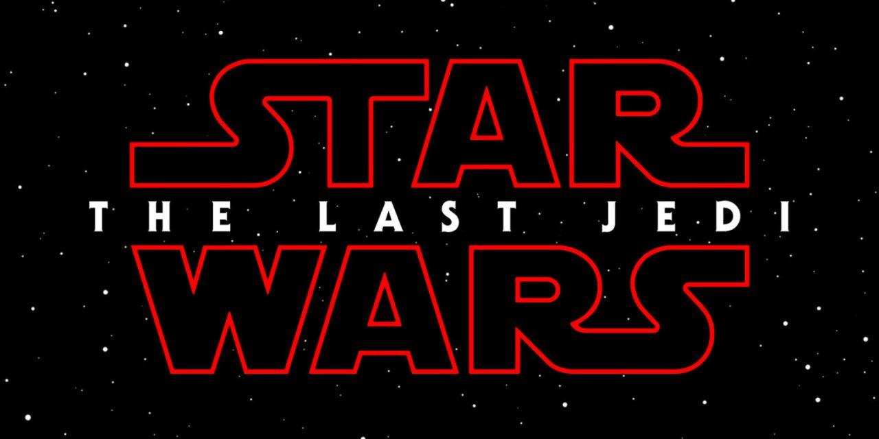Star Wars: The Last Jedi será el título oficial de la próxima película de la saga (Episodio VIII)
