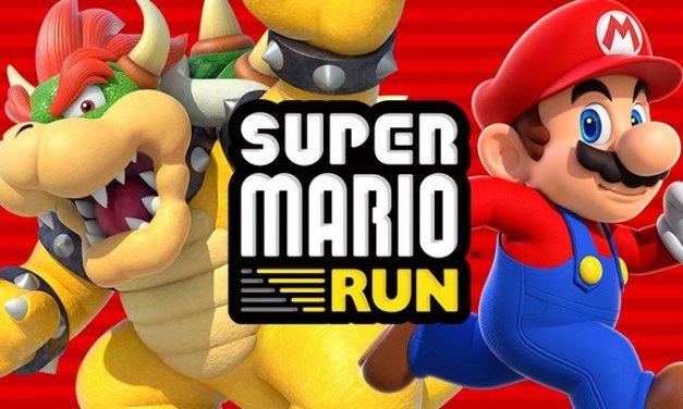 Super Mario Run para Android será lanzado en Marzo