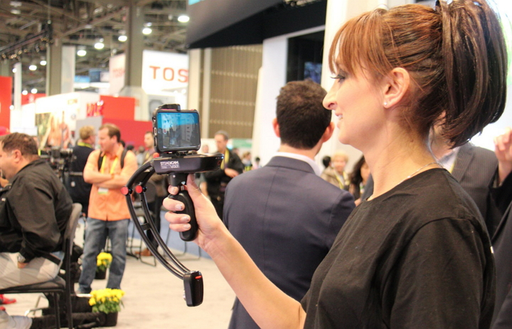 Steadicam Volt, un estabilizador para la cámara del smartphone como pocos
