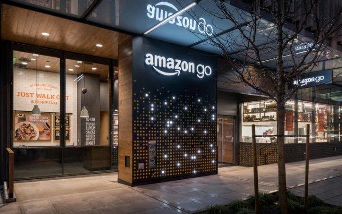Amazon Go - Supermercado