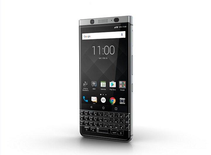 Según TCL el nuevo smartphone Blackberry KEYone es el más seguro Android del planeta #MWC17