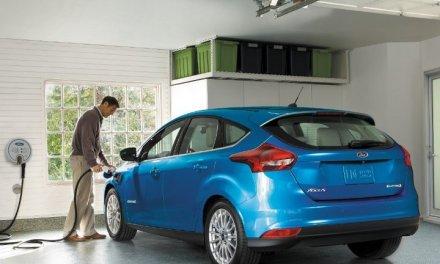 La batería del nuevo Ford Focus eléctrico se puede cargar desde cero al 80% en solo 30 minutos